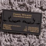 2-sided Spot UV Business Cards 3 | Luxury Printing