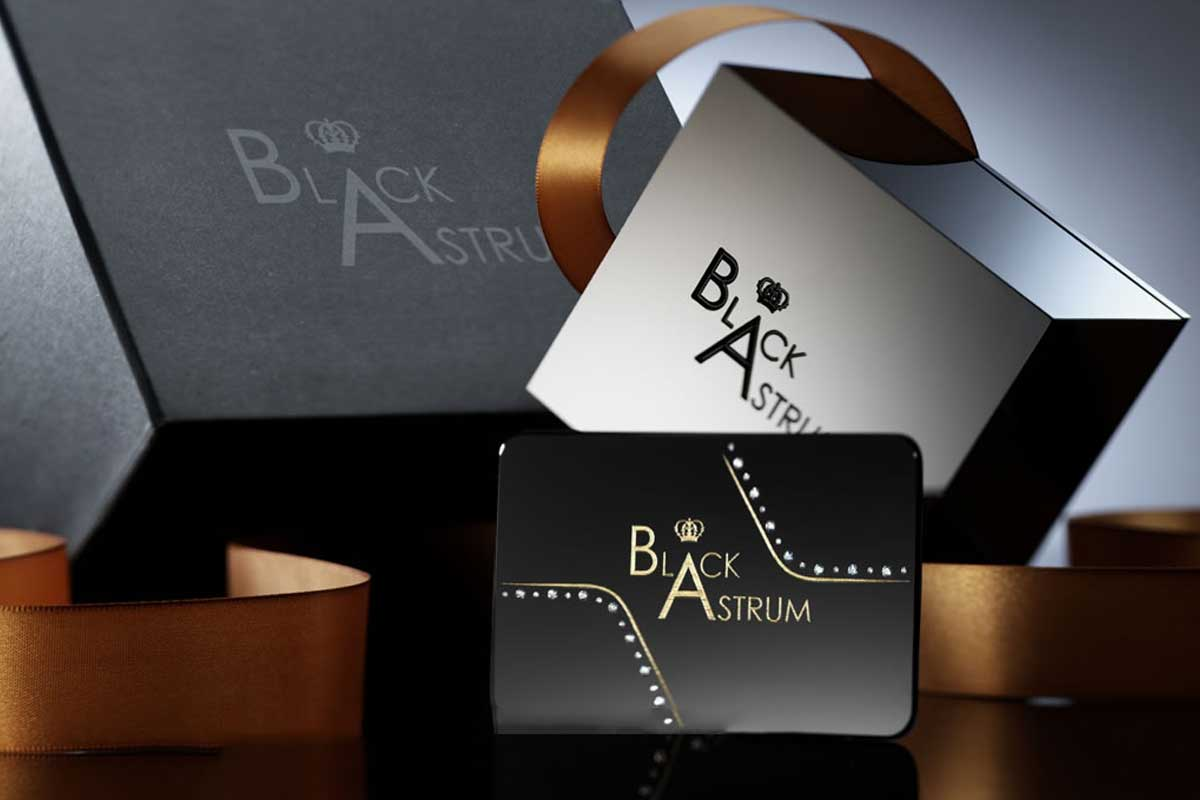 Black Astrum Cards
