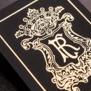 Black Business Cards Cheapest | Luxury Printing