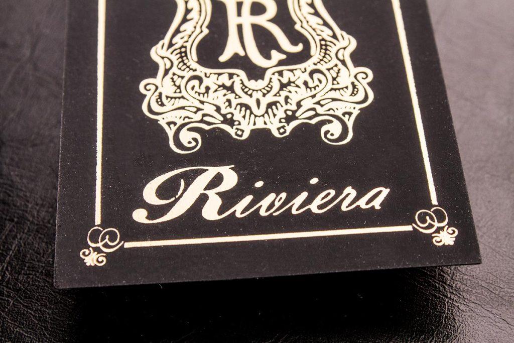 Black Business Cards New York   Luxury Printing