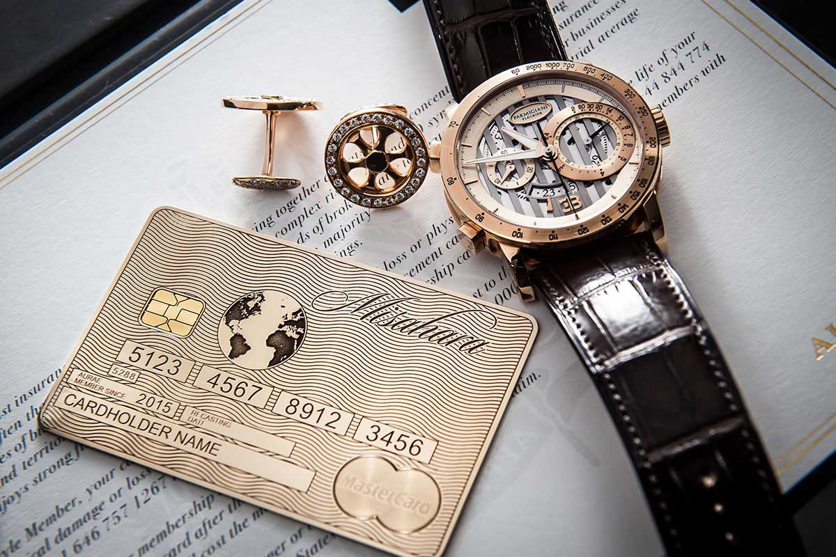 Discover The World's Most Luxurious Business Cards