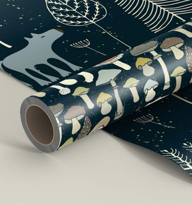 Custom Wrapping Paper Printing 1