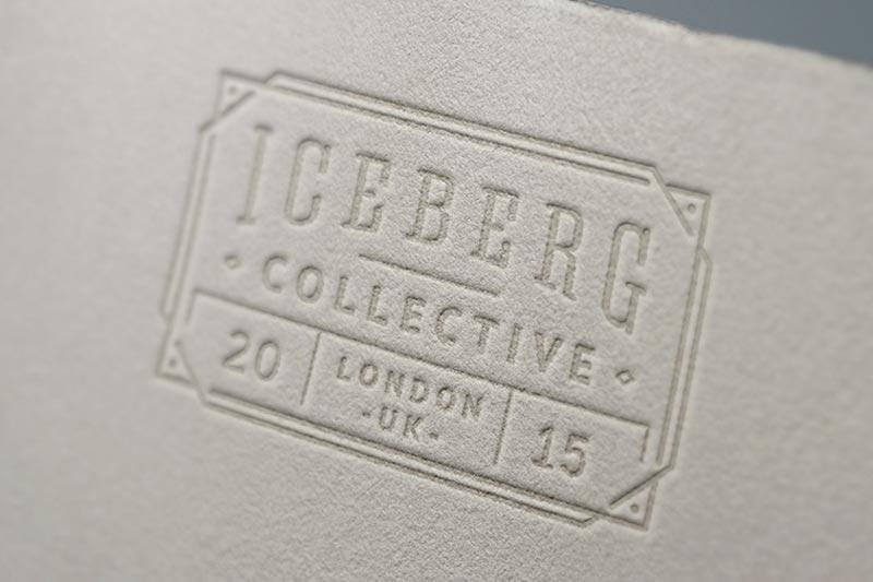 Debossing Card | Luxury Printing