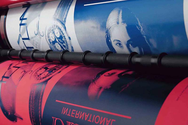 Digital Offset Printing Poster | Luxury Printing