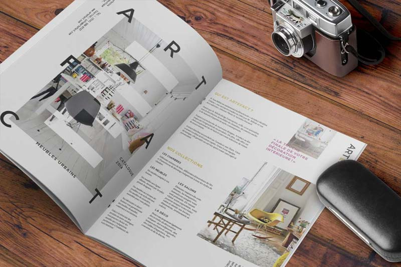 Digital Offset Printing Catalog | Luxury Printing