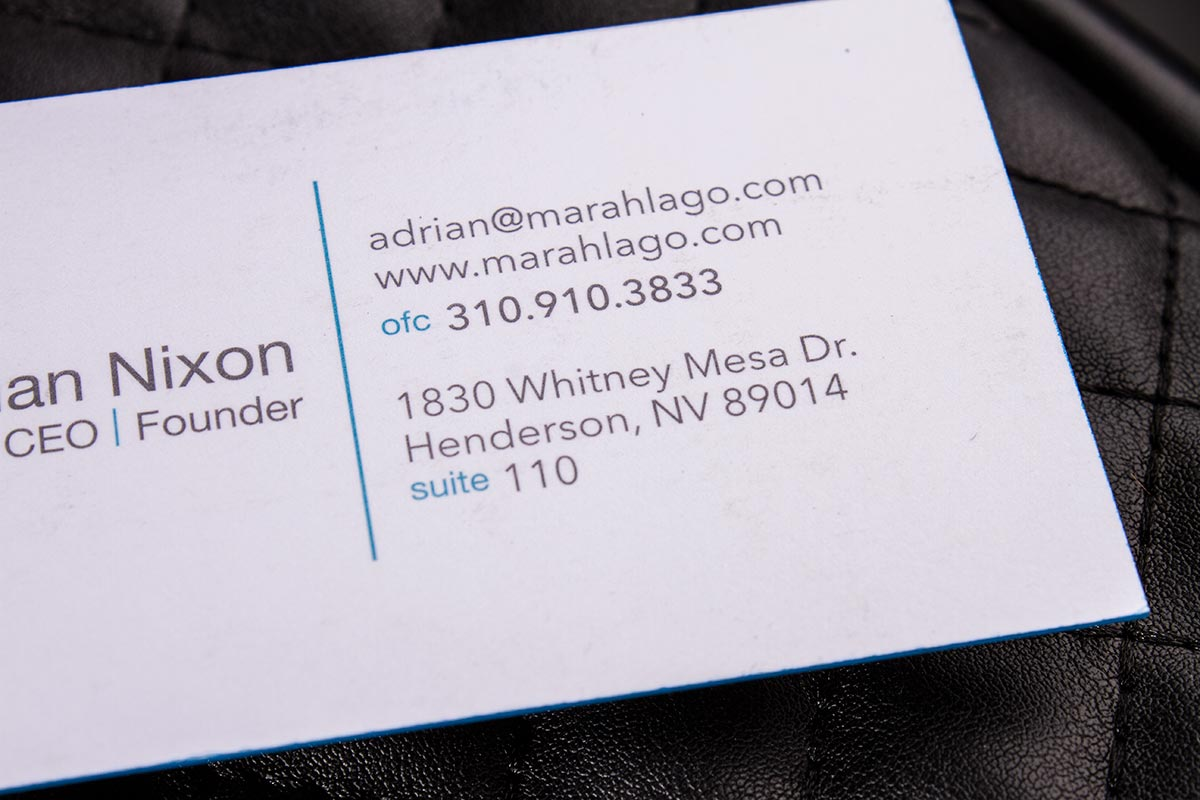 Duplex business cards luxury printing duplex business card luxury printing colourmoves