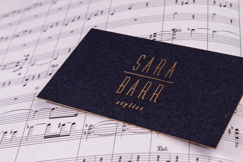 Duplex Business Cards Printing | Luxury Printing