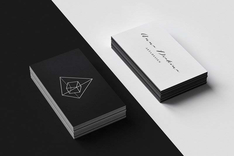 Embossed Business Cards | Luxury Printing