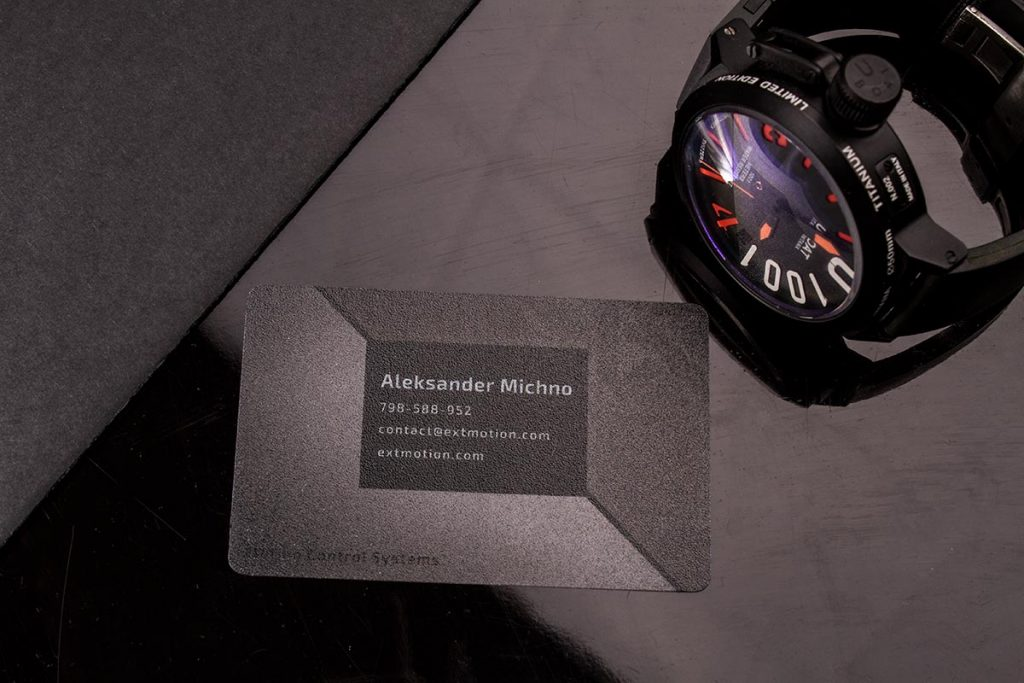 Plastic Business Cards Expensive | Luxury Printing