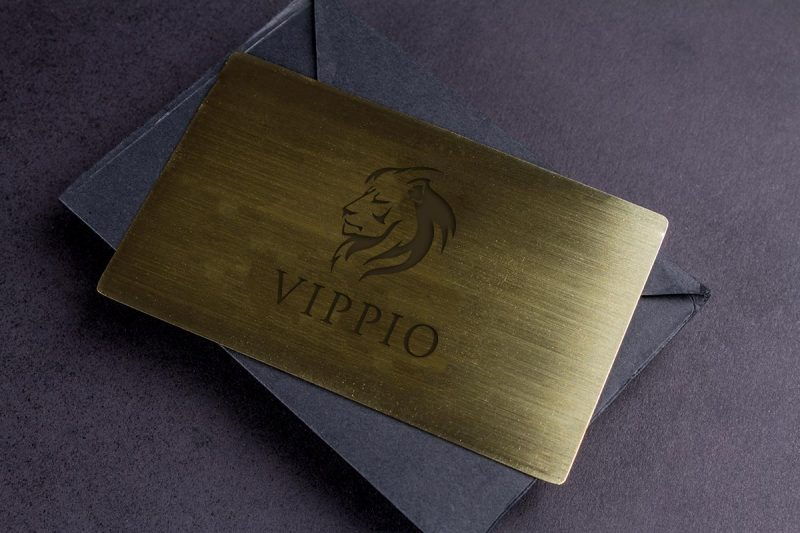 Gold Card Printing | Luxury Printing