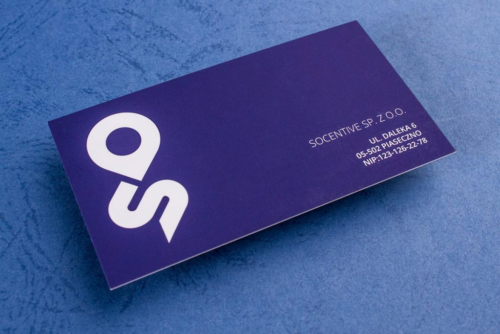 Smooth Uncoated Business Cards | Luxury Printing