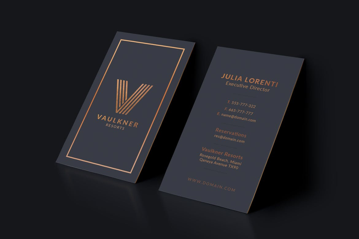 Unique Business Cards | Luxury Printing