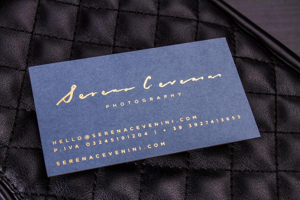 Smooth Uncoated Business Cards 3.5x2 | Luxury Printing