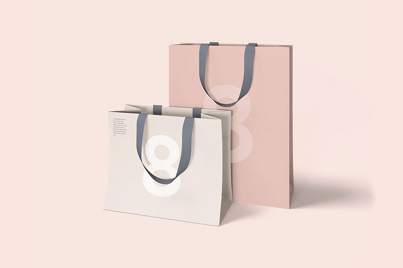 Luxury Printed Retail Bags | Luxury Printing