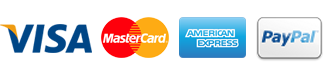 Credit Card Payment Icons | Luxury Printing