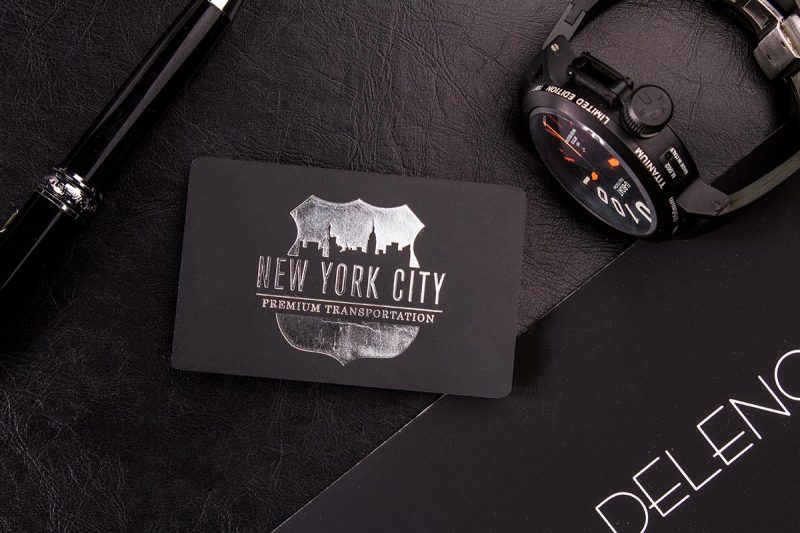 Plastic Business Cards 3.5x2.5 | Luxury Printing