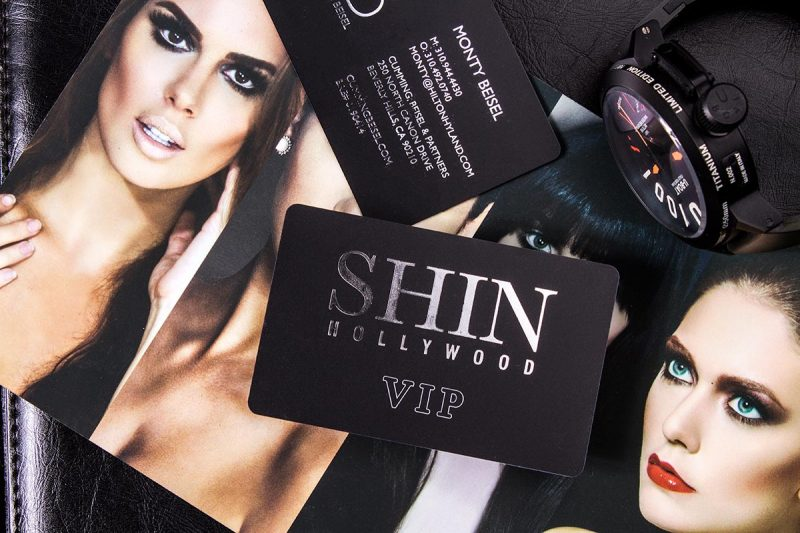Plastic Business Cards Printing | Luxury Printing