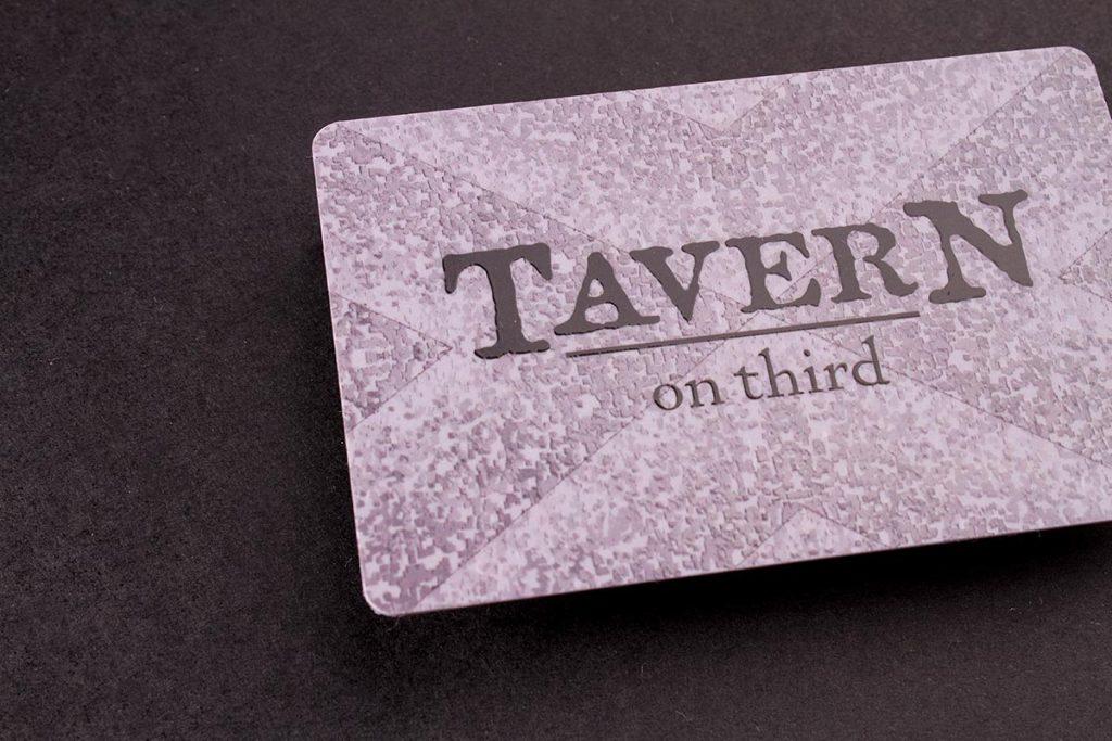 Plastic Business Cards New York | Luxury Printing