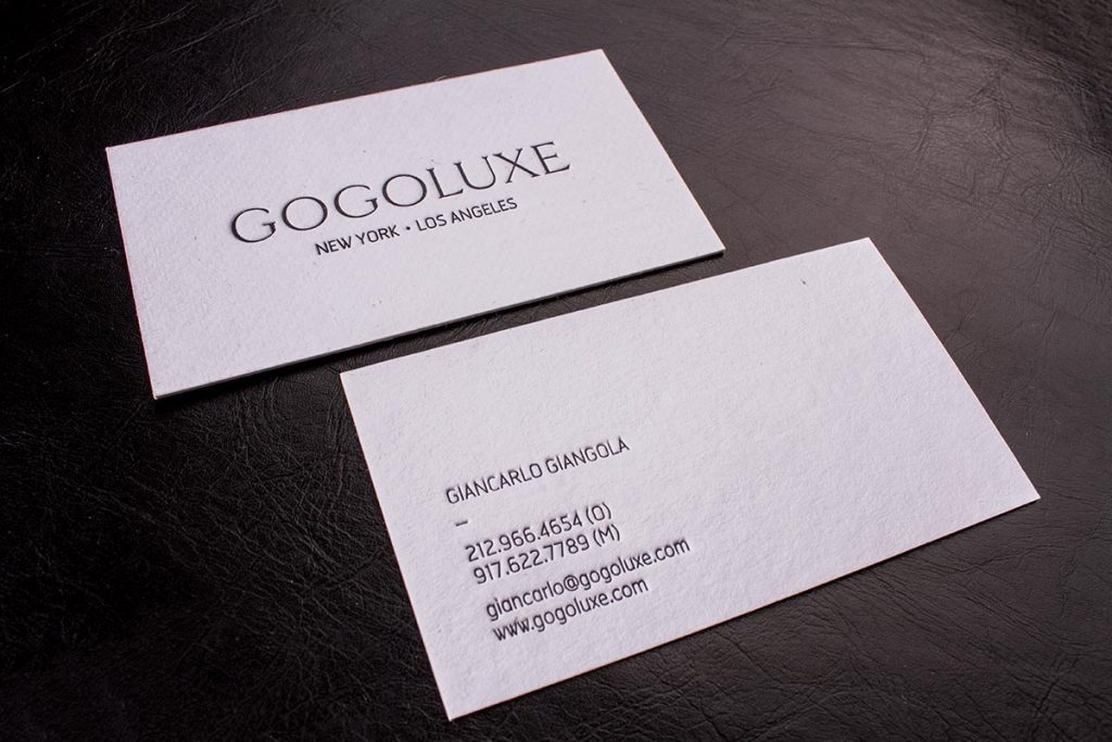 Premium Uncoated Business Cards 3.5x2 | Luxury Printing