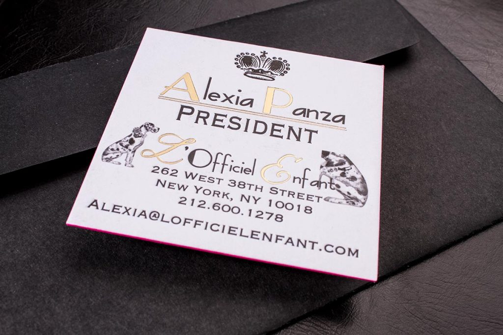 Premium Uncoated Business Cards Printing | Luxury Printing