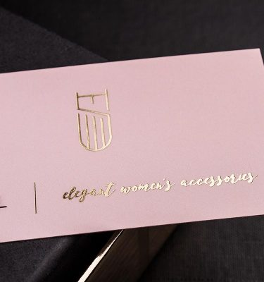 Best Smooth Uncoated Business Cards design | Luxury Printing