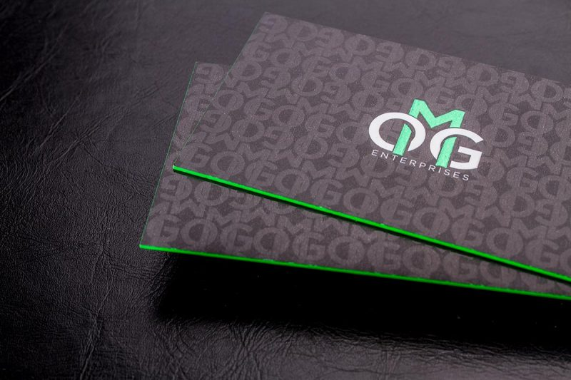 Spot UV Business Cards Designs | Luxury Printing