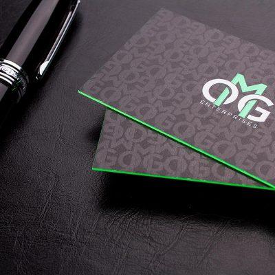 Spot UV Business Cards | Luxury Printing
