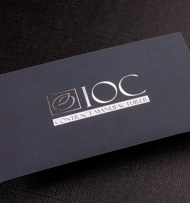 Suede Business Cards 3.5x2.5 | Luxury Printing