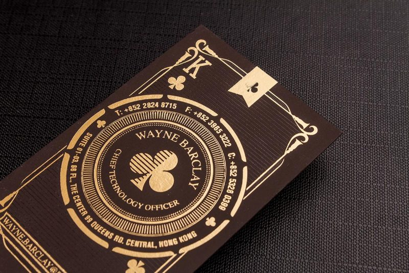 Suede Business Cards | Luxury Printing