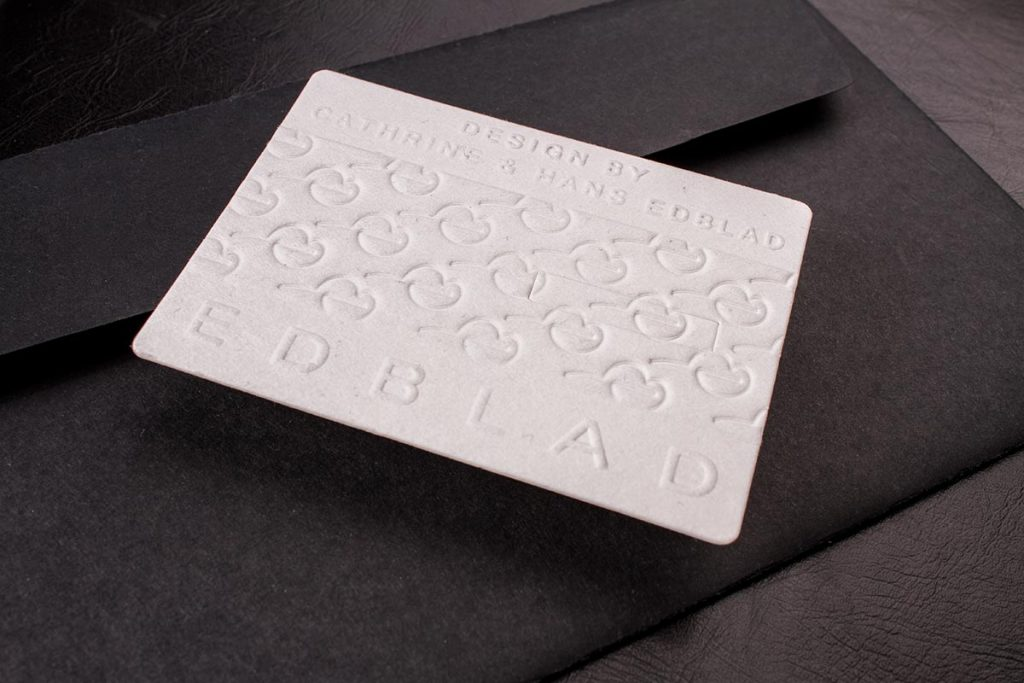 Letterpress Business Cards | Luxury Printing