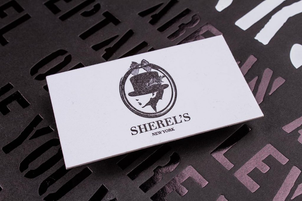 Triplex Business Cards New York | Luxury Printing