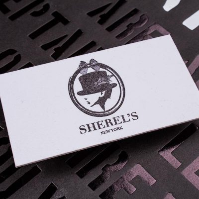 Triplex Business Cards New York   Luxury Printing